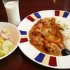 コルセール - 料理写真:海軍カレー