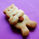 だいこくや洋菓子店 - クマさんのクッキー