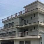 小松島保養センター 長楽苑温泉 - 駐車場から見た外観