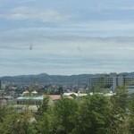 小松島保養センター 長楽苑温泉 - 座敷から観た小松島市街