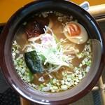 森商店 - 生姜麺