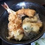 桜井 - 天丼