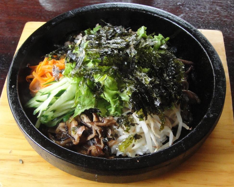 韓国家庭料理 水刺館