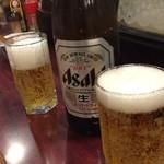 近ちゃん - konchan:ビール
