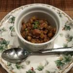 ラ・ソムリエール - ひよこ豆
