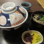 52012167 - 穴子丼セット