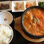 韓国家庭料理 唐辛子 -