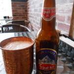 カジャ ガル - NEPAL ICE BEER(ネパールアイスビール) 550円