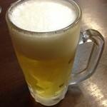 52016432 - 生ビール 500円
