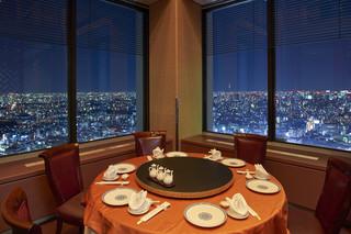 ホテルオークラレストラン新宿 中国料理 桃里 - 個室~源~ 最大8名様