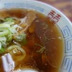 喜多方ラーメン 伊藤 - 喜多方にあったさゆり食堂のような風情、坂下ではめんこいのような感じです。味わいは最上級