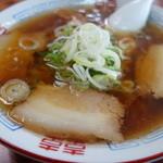 喜多方ラーメン 伊藤 - 喜多方のラーメン屋でこちらより美味しいお店は少ないか・・・