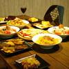 café alice - 料理写真:パーティープランお一人様¥3000のお料理(4名様~、飲み放題込み・要予約)