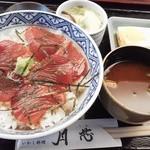 52018727 - 2016.6.7       まぐろ丼840円(税込)