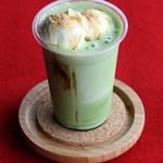 キモノスタイルカフェ - 夏メニューの一番人気!黒蜜のトッピングは選択できます。テイクアウトもOK!