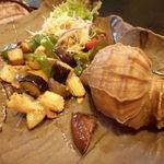 与志乃 - ツブ貝のバター焼き
