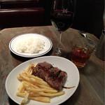 52023319 - 前よりお肉が少しシンプル?ただ、ワイン飲み放題ならOK!