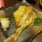 北の味紀行と地酒 北海道 - メバルの開き:790円外税