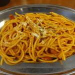 ロメスパキッチン ミカサ - ナポリタン:500円