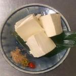 矢野さんの手づくり豆腐