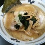 52028374 - 醤油チャーシュー麺  ¥970