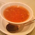 5203754 - 2009年12月ふかひれスープ上海蟹仕立て