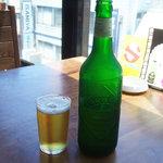 ムーナ - ハートランド中瓶(650円)