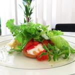 ELLE - 前菜とサラダ