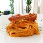 ELLE - ワタリガニのトマト煮込みソース