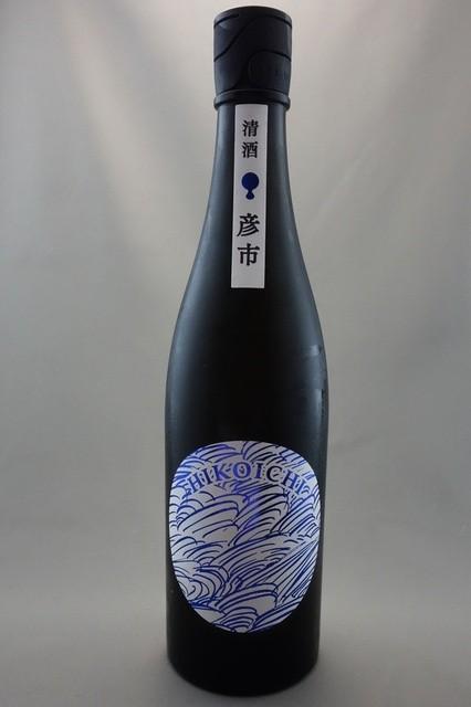 月の井酒造店 - 純米 彦市720ml 1,396円