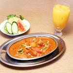 インド料理 マハデブ -