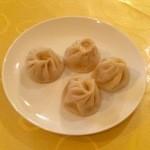 52032208 - 食べ放題に含まれてます中華料理から小龍包です。