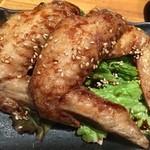 魚輝水産 - 手羽先450円