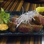 52032364 - 佐賀牛の黒胡椒焼き