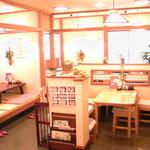 割烹食堂 伊豆菊 - 1階席