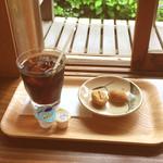 香下庵茶屋 - アイスコーヒー