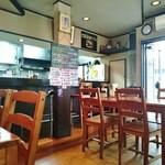 レストラン ひらばやし - 店内