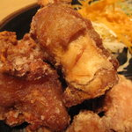 食彩千尋 - 豚足の唐揚