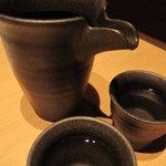 食彩千尋 - 八海山(吟醸、新潟) 800円
