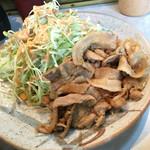とんかつ三太 - 生姜焼き