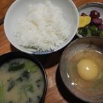 魚菜家旬の花 - TKGセット