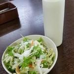 Handi レストラン - サラダ