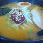 谷津亭 - 味噌ラーメン
