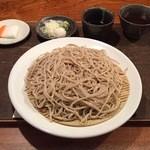 とおる蕎麦 - ざるそば(中)