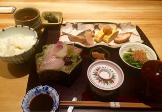 越前がに・旬のお料理 らでん - ランチ1600円
