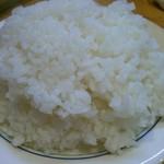 亜茶羅 - 16/6 ミニステーキランチ120g:800円+ライス大盛り:50円(=850円)