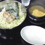 石鍋つけ麺 あつあつ - あつあつつけ麺