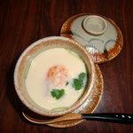 清寿司 - ここの茶碗蒸しは大好きです。