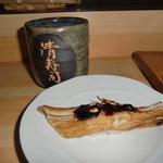 清寿司 - あなご、私も食べました。絶品!