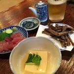 鶴長 - ちょい飲みセット